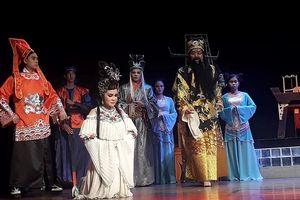Ra mắt một sân khấu cải lương mới của Chí Linh-Vân Hà