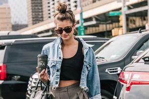 Street style hút mắt của dàn thiên thần Victoria's Secret