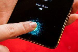 5 smartphone có máy quét vân tay trên màn hình vừa ra mắt