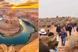 Check-in địa điểm du lịch ảnh hưởng thế nào đến cảnh quan tự nhiên?