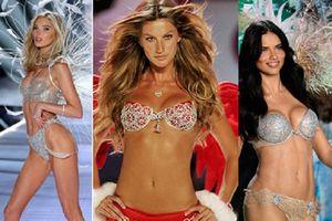 Choáng với nội y tiền trăm tỉ của Victoria's Secret