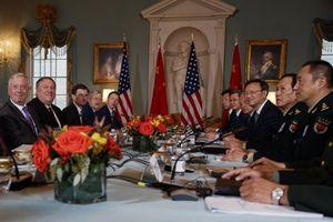 Mỹ phủ nhận 'Chiến tranh Lạnh' với Trung Quốc