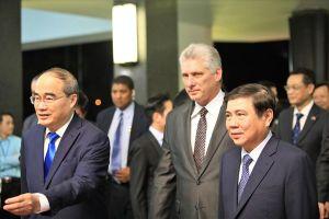 Cuba sẵn sàng đẩy mạnh hợp tác với Việt Nam trong lĩnh vực dược phẩm, y tế