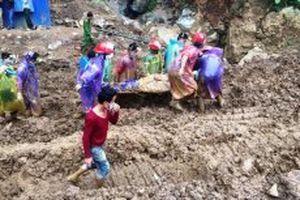 Tìm thấy một nạn nhân vụ sập hang khai thác vàng trái phép ở Hòa Bình
