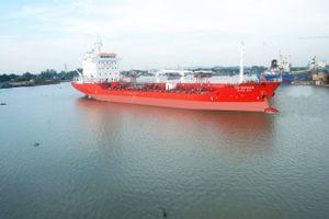 Bàn giao tàu chở dầu, hóa chất trọng tải 6.500 tấn