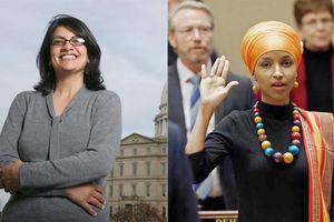 Hai nữ nghị sĩ Hồi giáo đầu tiên tại Quốc hội Mỹ