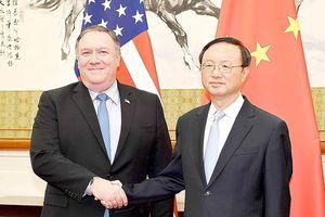 Cơ hội hạ nhiệt căng thẳng Mỹ - Trung Quốc