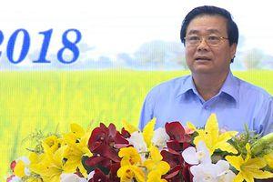 Bí thư Tỉnh ủy Long An đối thoại với nông dân về tái cơ cấu nông nghiệp