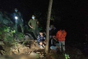 Điều tra vụ thi thể nam giới phân hủy trên đồi hoang ở Thanh Hóa