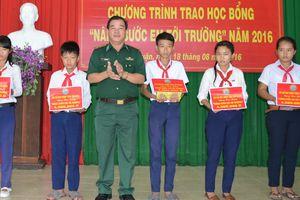 Xây dựng 'Thế trận lòng dân' vững chắc ở biên giới Tây Ninh