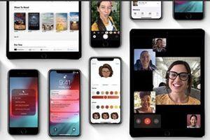 iOS 12.1.1 beta 2 đã được phát hành cho nhà phát triển