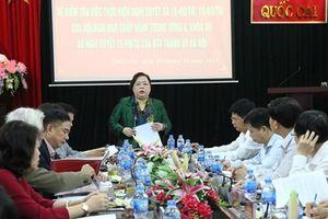 Huyện Quốc Oai (Hà Nội): Tập trung xử lý những vi phạm trên đất nông nghiệp