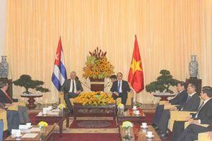 TP. Hồ Chí Minh sẵn sàng là cầu nối hiện thực hóa các mô hình hợp tác Việt Nam - Cuba.