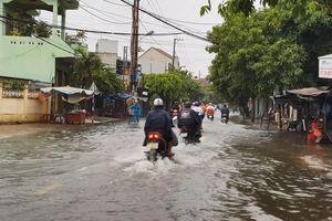 Đường thành sông dù đã đầu tư chống ngập!