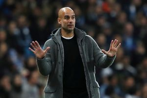 HLV Guardiola: 'M.U giỏi hơn Man City trong những tình huống cố định'