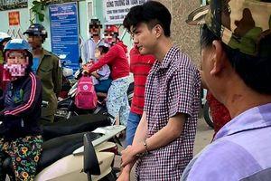 Bắt thanh niên trộm giỏ của Bí thư Thành ủy Bạc Liêu