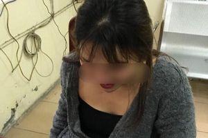 141 thu giữ nhiều ma túy trong túi xách của cô gái trẻ