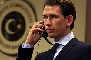 Áo bắt điệp viên nghi làm việc cho Nga