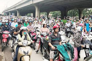 Đề xuất phương tiện đi vào nội đô Hà Nội phải nộp 3 loại phí
