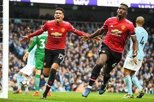 Lịch thi đấu vòng 12 Ngoại hạng Anh: Derby Manchester