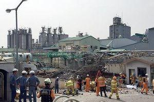Nổ nhà máy ở Hàn Quốc, 4 người Việt thương vong