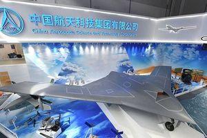 Trung Quốc tiết lộ một số máy bay không người lái mới