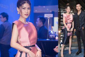 Ngọc Thanh Tâm mặc váy xẻ cao quyến rũ 'vạn ánh nhìn'