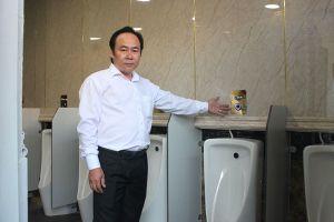 Chủ tịch Hiệp hội nhà vệ sinh VN: Họ nói tôi khùng dở, không giống ai