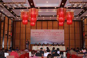 Hơn 800 gian hàng tại hội chợ Thương mại Du lịch quốc tế Trung – Việt