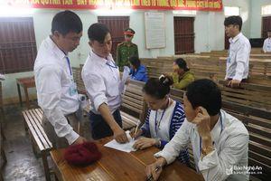 Quỳnh Lưu: Dừng đấu giá 5 lô đất vì không đủ điều kiện