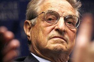 Tỷ phú Soros tài trợ cho đoàn người di cư đổ về Mỹ?