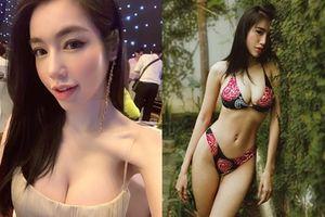 Elly Trần tung ảnh bikini khoe vóc dáng nuột nà 'Mãi mãi tuổi 30' đáp trả lời chê bai gầy trơ xương