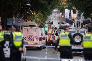 Thủ phạm vụ tấn công ở Melbourne cũng có kế hoạch gây nổ