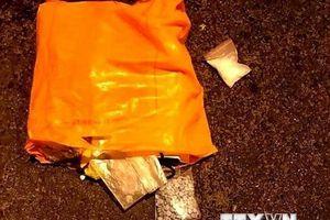 TP.HCM: Cảnh sát giao thông truy đuổi xe ôtô chở một lượng lớn ma túy