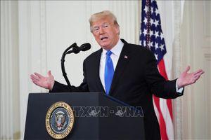 Tổng thống D.Trump kêu gọi châu Âu chia sẻ chi phí quân sự với Mỹ