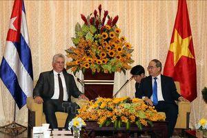 TP Hồ Chí Minh sẵn sàng là cầu nối hiện thực hóa các mô hình thí điểm giữa Việt Nam và Cuba