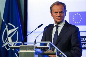 Lãnh đạo EU chỉ trích lập trường của Mỹ đối với châu Âu