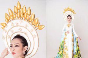 Người đẹp Thùy Tiên lần đầu lên tiếng sau cú 'trượt chân' top 15 Hoa hậu Quốc tế 2018