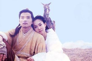 Chuyện tình đẹp như mơ của cặp diễn viên đóng Tiểu Long Nữ- Dương Quá trong 'Thần điêu đại hiệp'