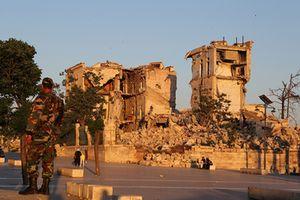 Phiến quân nhắm vào Aleppo, quân đội Syria lại chịu tổn thất