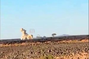 Đặc nhiệm Nga quyết thiêu hủy IS ở Al-Safa