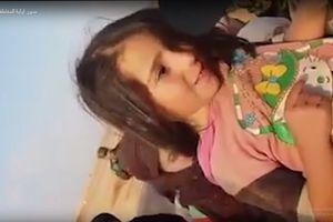 Cận cảnh con tin vừa được giải phóng khỏi IS