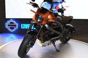 LIVEWIRE 2019: xe điện chính hãng đầu tiên của Harley-Davidson ra mắt tại Eicma Italy 2018