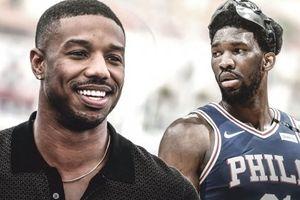 Tin được không, ngôi sao của 'Black Panther' muốn hợp tác cùng Joel Embiid trong một bộ phim