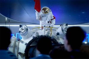 Trung Quốc công bố mô hình trạm vũ trụ thay thế ISS