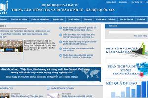 Chức năng, nhiệm vụ của Trung tâm Thông tin và Dự báo kinh tế - xã hội quốc gia
