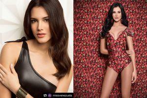 Loạn nhịp tim vì vẻ nóng bỏng của mỹ nhân Venezuela vừa đăng quang Miss International 2018