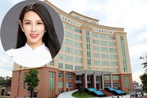 Học vấn 'khủng' và thạo tới 2 ngoại ngữ của Nguyễn Trúc Thùy Tiên - Đại diện Việt Nam vừa trượt TOP 15 Hoa hậu Quốc tế