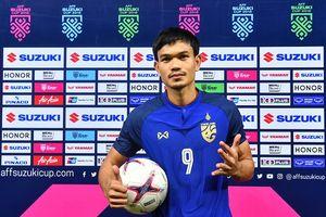 Tiết lộ bất ngờ về quá khứ siêu tiền đạo 'dội bom' của ĐT Thái Lan tại AFF Cup 2018