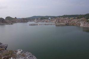 Nghệ An: Ra quyết định phê duyệt đề án đóng cửa 2 mỏ đá
